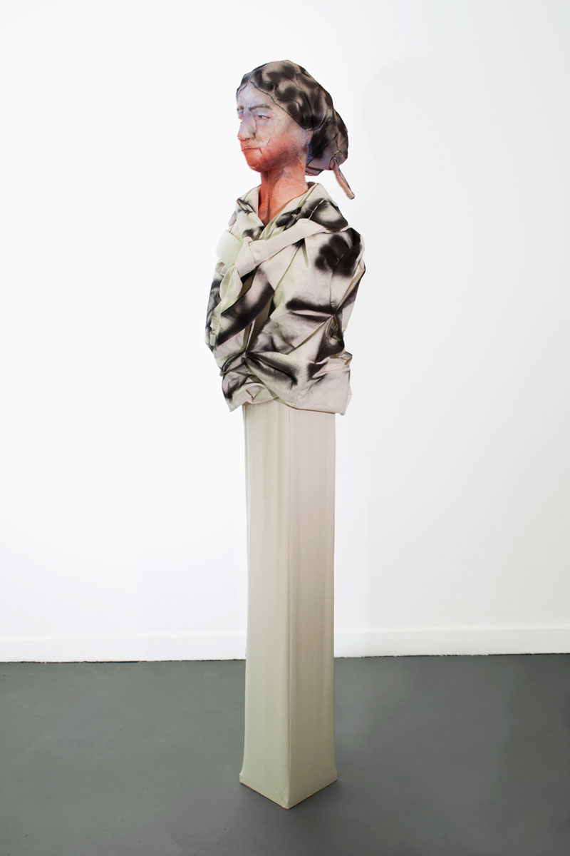 Fynn Ribbeck Kunst Art Skulptur Sculpture Büste