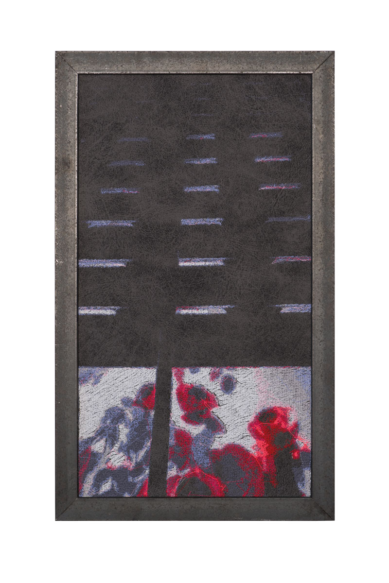 Fynn Ribbeck Kunst Art Stickerei Embroidery Der Traum des Gärtners 5