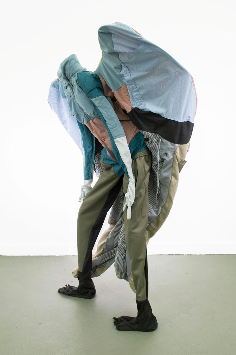 Fynn Ribbeck Kunst Art Skulptur Sculpture Engel
