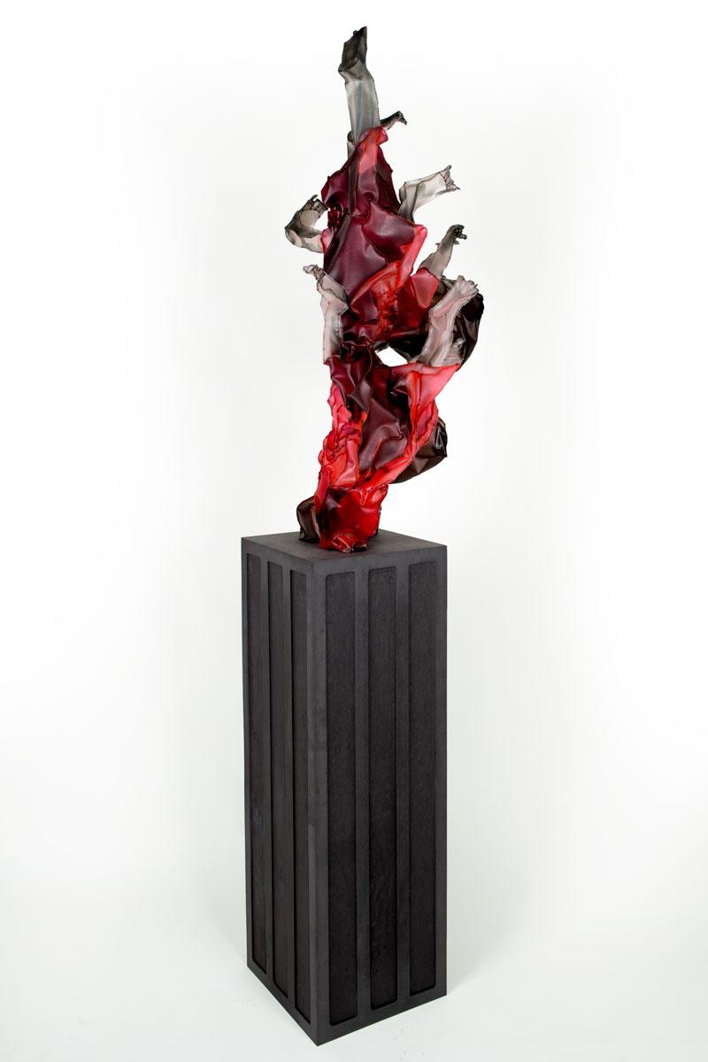 Fynn Ribbeck Kunst Art Skulptur Sculpture Fall 3