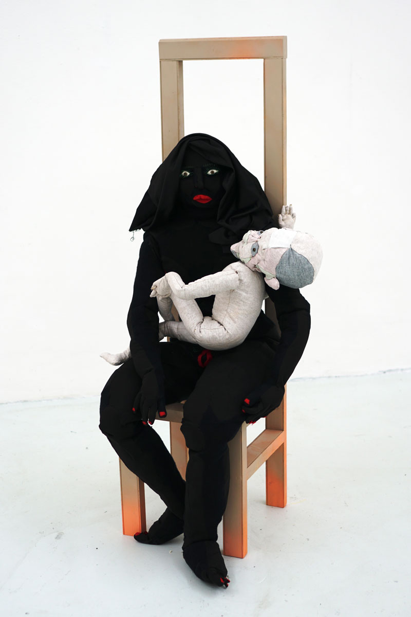Fynn Ribbeck Kunst Art Skulptur Sculpture Figur