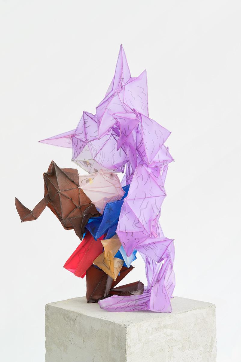 Fynn Ribbeck Kunst Skulptur Kiss64 Art Sculpture 2