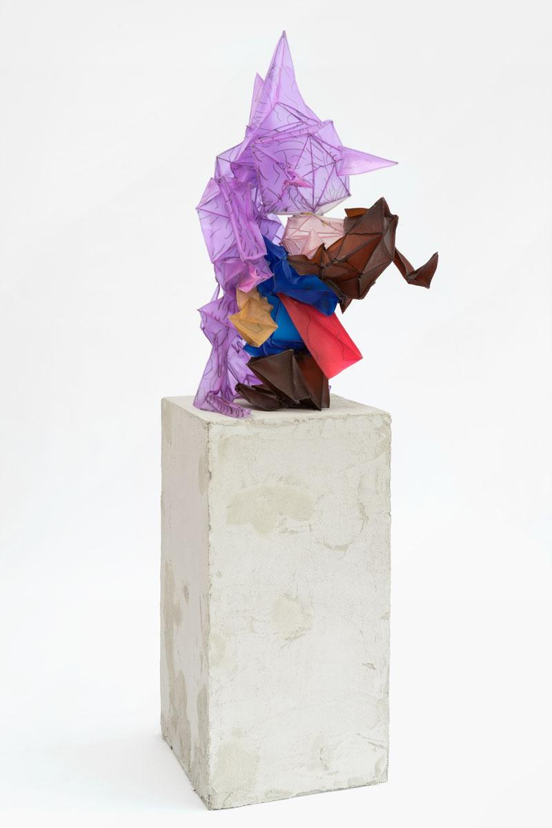 Fynn Ribbeck Kunst Skulptur Kiss64 Art Sculpture