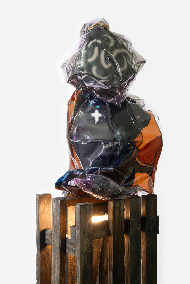 Fynn Ribbeck Kunst Art Skulptur Sculpture Madonna
