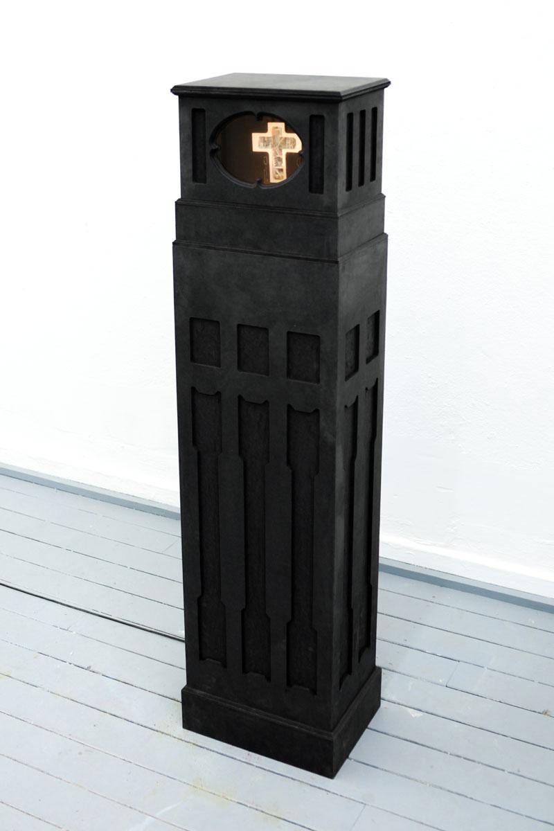 Fynn Ribbeck Kunst Art Skulptur Sculpture Schrein