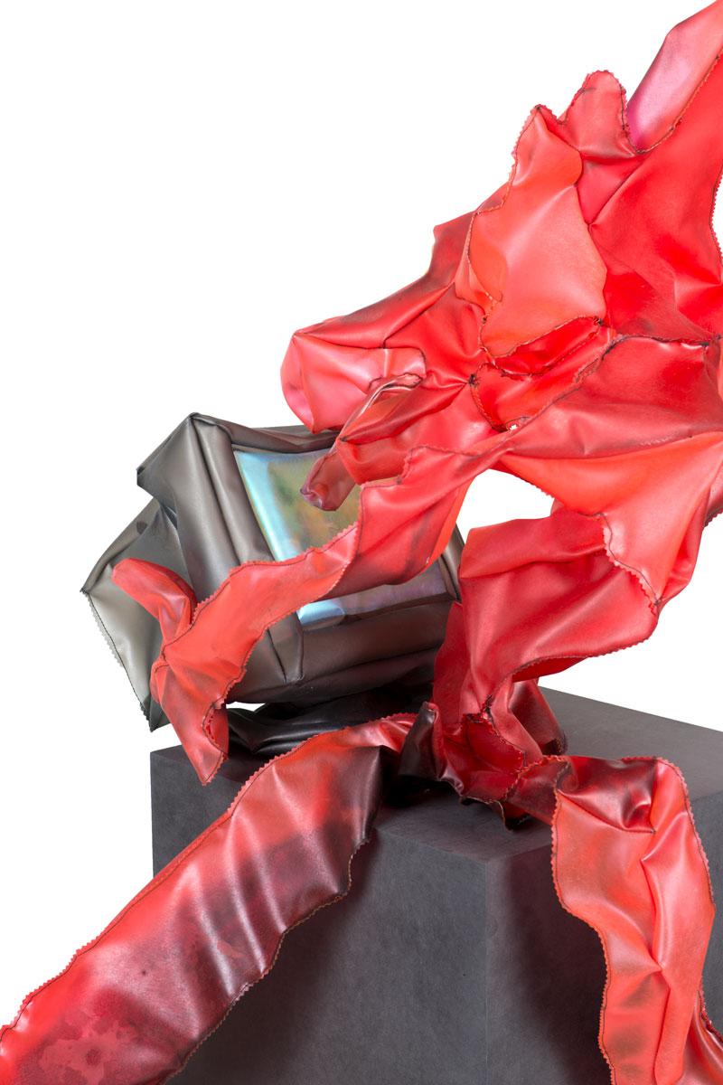 Fynn Ribbeck Kunst Art Skulptur Sculpture Wolf 3