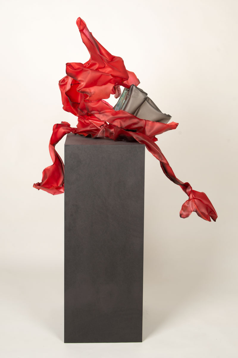 Fynn Ribbeck Kunst Art Skulptur Sculpture Wolf 2